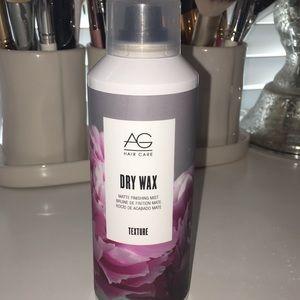 AG Hair Care: Dry Wax
